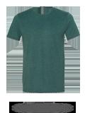 Custom Short Sleeve T-Shirts : Anvil 6750 Triblend Crewneck T-Shirt