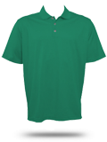 A130 adidas Golf ClimaLite Pique Short-Sleeve Polo