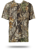 Custom Performance Wear : Badger Sport BD4120 Camo Force Core Tee