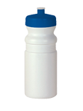 Custom Water Bottles : 20 oz. Water Bottle - White