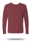Custom CC6014 Comfort Colors Garment Dyed Long-Sleeve T-Shirt