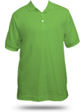 D100 Pima Pique Short Sleeve Polo Shirt