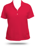 D100W Pima Pique Short Sleeve Polo Shirt