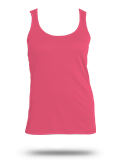 Custom Women's Tank Tops: DM481 District Made Ladies Modal Blend Tank