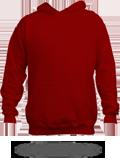 Custom Printed Hoodies : F170 Hanes Pullover