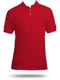 Custom Printed Polo Shirts : J100 Jerzees SS Jersey Polo Shirt