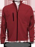 J790 Glacier Soft Shell Performance Jacket