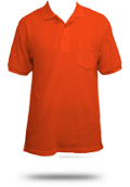 K500P Port Authority Silk Touch Polo with Pocket