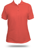 L500 Port Authority Ladies' Silk Touch Polo Shirt