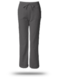 Custom Sweatpants : 18400FL Gildan Heavy Blend Ladies 8 oz. 50/50 Open-Bottom Sw
