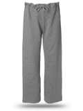 Custom Sweatpants: 7017 Bella Ladies' Straight Leg Fleece Sweatpants