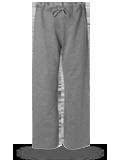 Custom Sweatpants: 7017 Bella Ladies' Straight Leg Fleece Sweatpants