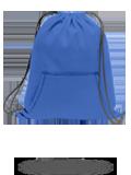Custom Backpacks : BG614 Port & Company Core Fleece Sweatshirt Cinch Pack
