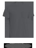 Custom Pocket T-Shirts : PC099P Port & Company Pigment-Dyed Pocket Tee