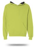 Custom Hooded Sweatshirts : SF76R Fruit of the Loom 7.2 oz. Sofspun Hooded Sweat