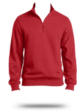 Custom Sweatshirt : TST253 Sport-Tek Tall 1/4 Zip Sweatshirt