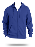 Custom Hoodie Sweatshirts : TST258 Sport-Tek Tall Full-Zip Hooded Sweathshirt