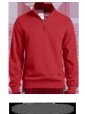 Custom Sweatshirt : ST253 Sport-Tek 1/4 Zip Sweatshirt