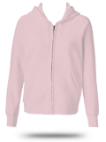 Custom Hooded Sweatshirts : W280 Hanes Ladies' 8 oz., 80/20 ComfortBlend EcoSmar