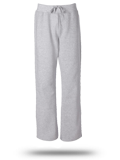Custom Sweatpants : W550 Hanes Ladies' 8 oz., 80/20 ComfortBlend EcoSmart Open-B