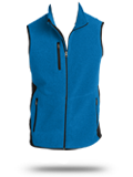 F228 Port Authority R-Tek Pro Fleece Full-Zip Vest