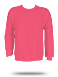 Custom Printed Sweatshirts : 562 Jerzees Neon and Safety Colors Crewneck