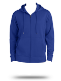 ST238 Sport-Tek Sport-Wick Fleece Full-Zip Hooded Jacket