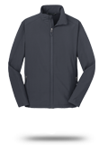 Custom Outerwear : J317 Port Authority Core Soft Shell Jacket