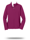 Custom Outerwear : L317 Port Authority Ladies Core Soft Shell Jacket