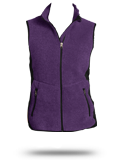 L228 Port Authority Ladies R-Tek Pro Fleece Full-Zip Vest