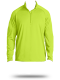 Custom Performance Fabrics : ST850 Sport-Tek Sport-Wick Stretch 1/2-Zip Pullover