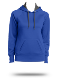 Custom Sweatshirts : LST250 Sport-Tek Ladies Tech Fleece Hooded Sweatshirt