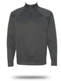Custom Fleece Outerwear : PF95MR Jerzees Dri-Power Sport Quarter Zip