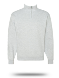 Custom Sweatshirts : 995M Jerzees Nublend Adult Quarter-Zip Cadet Collar Sweatsh