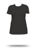 Custom Short Sleeve T-Shirts : 23215 American Apparel Ladies' Fine Jersey Classi