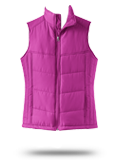 L709 Port Authority Ladies Puffy Vest