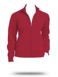 Custom Outerwear Fleece : LST241 Sport-Tek Ladies Sport-Wick Fleece Full-Zip Jac