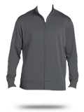 ST241 Sport-Tek Sport-Wick Fleece Full-Zip Jacket