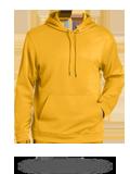 F244 Sport-Tek Sport-Wick Fleeced Hooded Pullover
