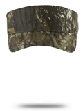 Custom Hats : C822 Mossy Oak New Break-Up Visor