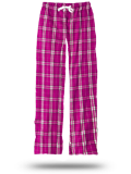 Custom Sweats : DT1800 District Young Mens Flannel Plaid Pant