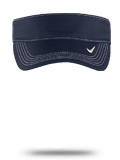 Custom Hats : 429466 Nike Gold Dri-FIT Swoosh Visor