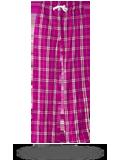 Custom Sweats : DT2800 District Juniors Flannel Plaid Pant