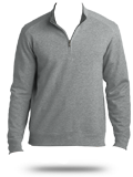 Custom Sweatshirts : K807 Port Authority Interlock 1/4-Zip