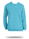 Custom Crewneck Sweatshirts : PC098 Port & Company Pigment Dyed Crewneck Sweatsh