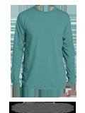 Custom Long Sleeve T-Shirts :PC099LS Port & Company Pigment-Dyed Long Sleeve Tee