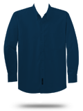 Custom Button-Down Shirts : S607 Port Authority Long Sleeve Easy Care, Soil Resi