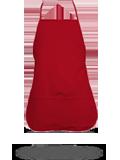 Custom Printed Aprons : 5503 Liberty Bags Two Pocket Apron
