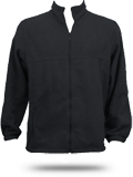 M990 Harriton Full Zip Fleece Jacket