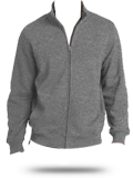 Custom Zip Sweatshirts :TST259 Sport-Tek Tall Full-Zip Sweatshirt